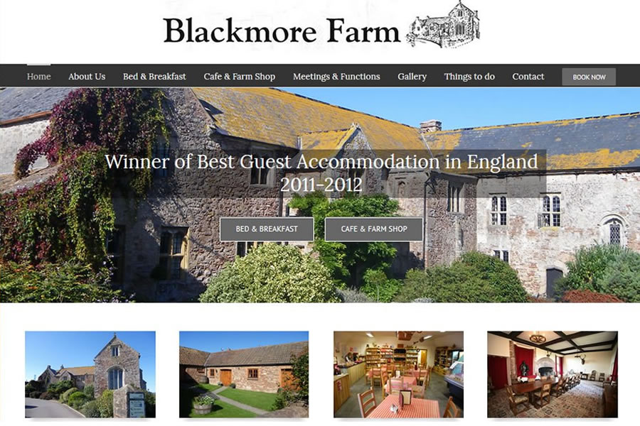 Farm Shop Website Designers