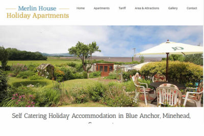 Merlin House Holiday Apartments