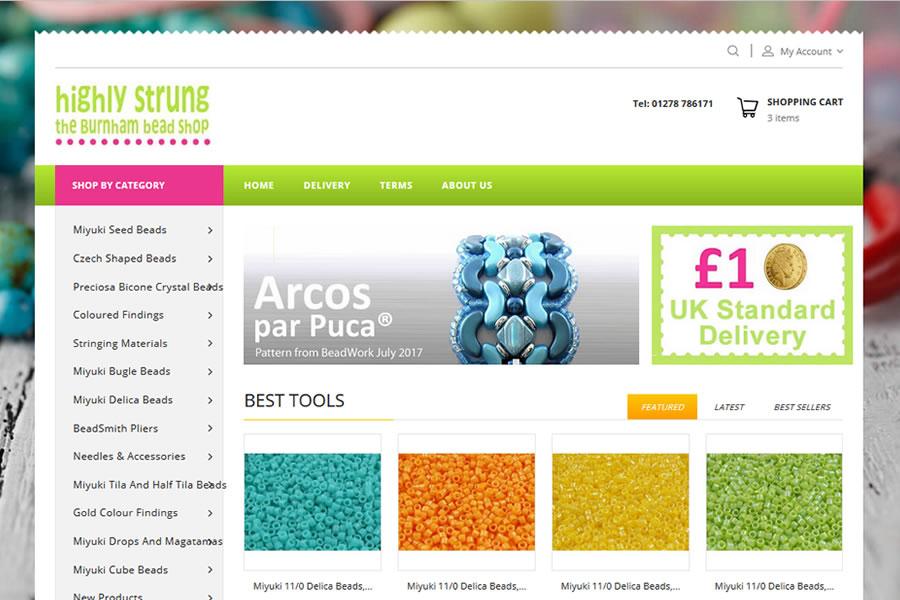 eCommerce Website Designers in Somerset